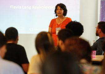 Introdução a Captação de Recursos foi a palestra de Flavia Lang