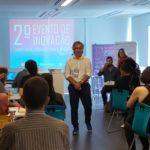Marcelo Iniarra inicia o ciclo de palestras do Inova Camp