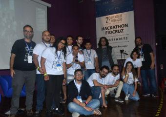 Hackathon Fiocruz anuncia vencedores da edição 2019