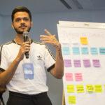 Participantes apresentaram soluções para diferentes desafios 4