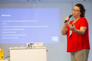 Participantes apresentaram soluções para diferentes desafios 7